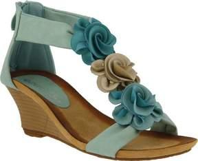 Patrizia Harlequin Wedge Sandal (Women's)