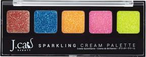 J.Cat Beauty Sparkling Cream Eyeshadow Palette