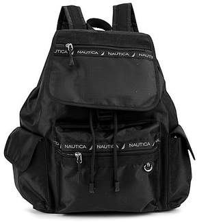 Nautica Captain's Quarters Backpack - Black