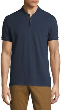 Eleven Paris Men's Aaron Cotton Polo