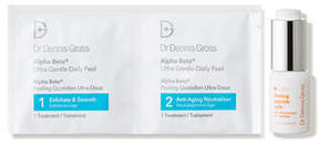 Dr. Dennis Gross Skincare Smooth Silky Peel Nourish Ultra Gentle 14-Day Challenge