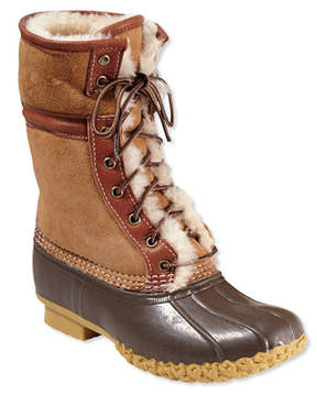 L.L. Bean Signature Women's Wicked Good L.L.Bean Boots, 10