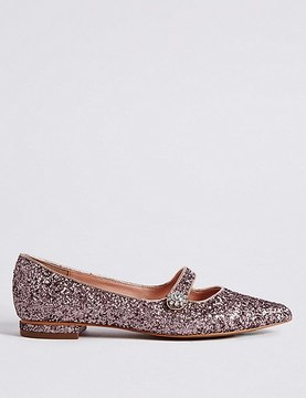 Marks and Spencer Pointed Pump Shoes