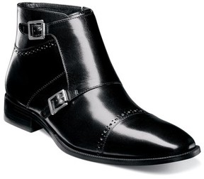 Stacy Adams Men's Kason Double Monk Strap Boot