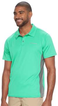 Columbia Men's Cool Coil Classic-Fit Polo