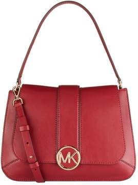 MICHAEL Michael Kors Medium Leather Lillie Flap Bag