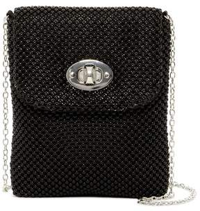 Jessica McClintock Demi Beaded Chain Clutch