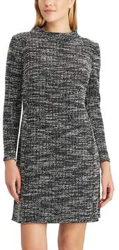 Chaps Women's Boucle Sweater Dress