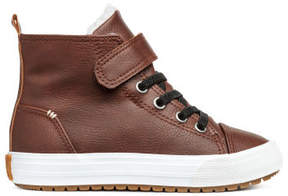 H&M Pile-lined High Tops - Beige