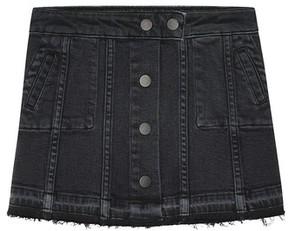 DL1961 Girl's Jenny Cutoff Denim Skirt