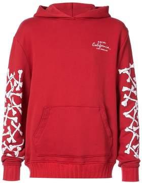 Amiri Bones pullover hoodie
