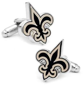 Cufflinks Inc. Men's New Orleans Saints Cuff Links