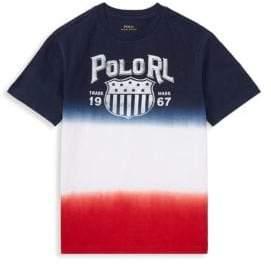Ralph Lauren Little Boy's Ombre T-Shirt