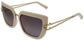 KENDALL + KYLIE Bianca Split-Temple Cat-Eye Sunglasses