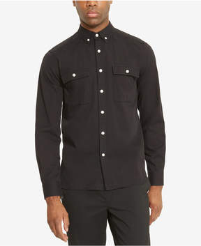 Kenneth Cole Reaction Men's Dual-Pocket Button-Down Shirt