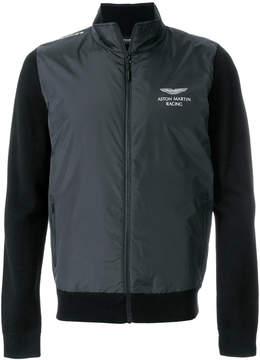 Hackett padded front jacket