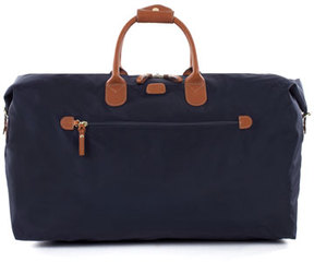 Bric's Navy X-Bag 22 Deluxe Duffel Luggage