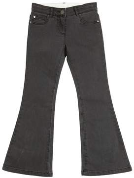 Stella McCartney Flared Stretch Denim Jeans