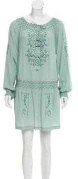 Calypso Dadra Silk Dress w/ Tags