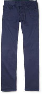 Balenciaga Slim-Fit Denim Jeans