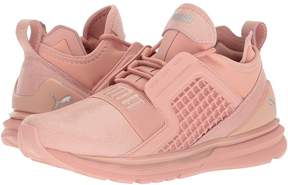 Puma Ignite Limitless Metallic Suede Women's Shoes