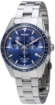Rado HyperChrome Chronograph Blue Dial Men's Watch