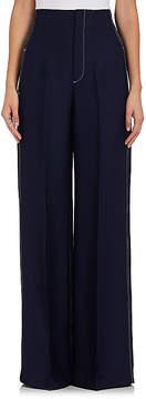 Derek Lam Women's Cady High-Waist Wide-Leg Pants
