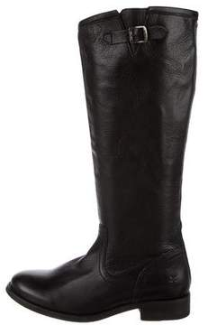Frye Leather Knee Boots