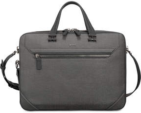 Tumi Men's Collins Coated Canvas Briefcase