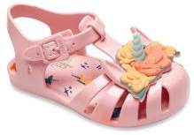 Mini Melissa Baby's & Toddler's Strap Sandals