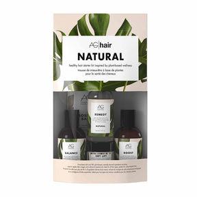 AG Jeans Natural Starter Kit Hair Product