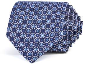 Bloomingdale's The Men's Store at Floret Circles Neat Classic Tie - 100% Exclusive