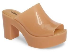 Melissa Women's Open Toe Platform Mule