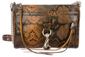 Rebecca Minkoff Embossed M.A.C. Crossbody Bag - ANIMAL PRINT - STYLE