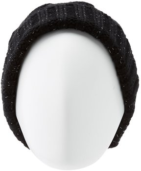 Charlotte Russe Cable Knit Pom Pom Beanie