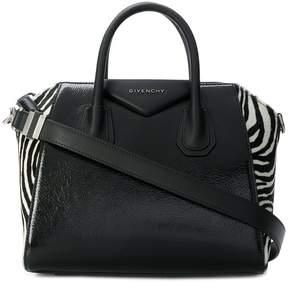 Givenchy zebra print medium Antigona tote
