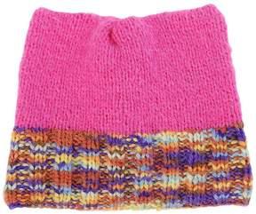 Missoni Wool Blend Hat W/ Multicolor Edge