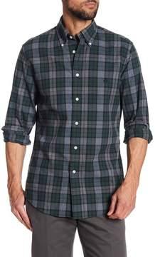 Brooks Brothers Brushed Regent Oxford Regular Fit Shirt