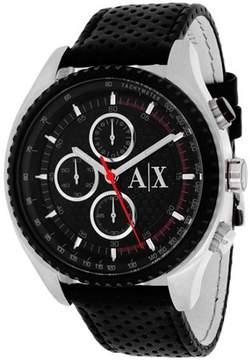 Armani Exchange Men's Classic Watch Quartz Mineral Crystal AX1600