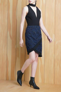Adelyn Rae Sasha Woven Dress