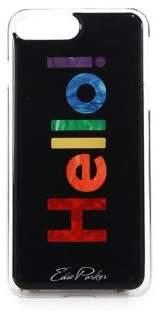 Edie Parker Hello iPhone 7 Case
