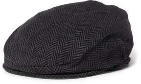 Ralph Lauren Herringbone Driver's Cap