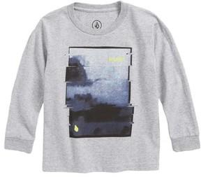 Volcom Toddler Boy's Up Long T-Shirt