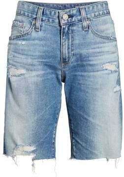 AG Jeans Nikki Cutoff Denim Shorts