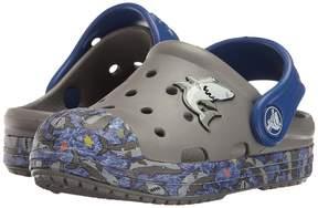 Crocs Bump it Graphic Clog (Toddler/Little Kid)