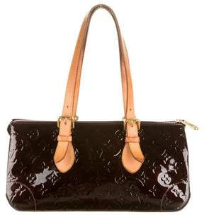 Louis Vuitton Vernis Rosewood Bag
