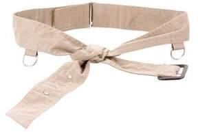 Maison Margiela Canvas Waist Belt w/ Tags
