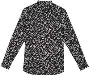 3x1 Men's Floral Cotton Sportshirt