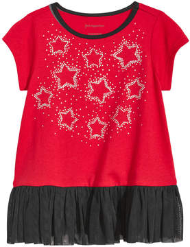 First Impressions Stars Tulle-Hem Tunic, Baby Girls (0-24 months), Created for Macy's