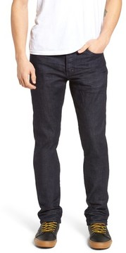 PRPS Men's Demon Slim Straight Let Jeans